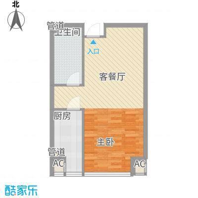 炫彩SOHOA4A5B2B51户型