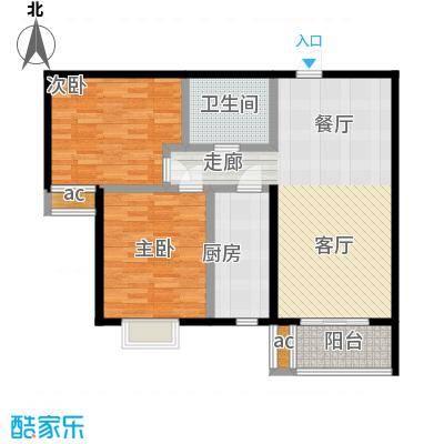 颐景蓝湾3#、5#BE户型
