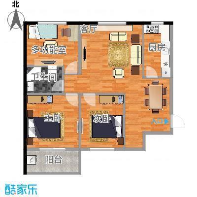 D1三室一厅 - 副本
