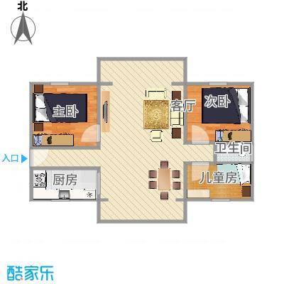 济宁-方圆小区-设计方案