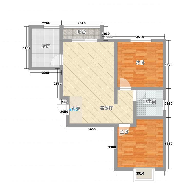 白河涧公寓
