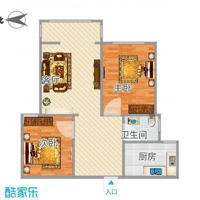 鹤壁-阳光家天下-设计方案