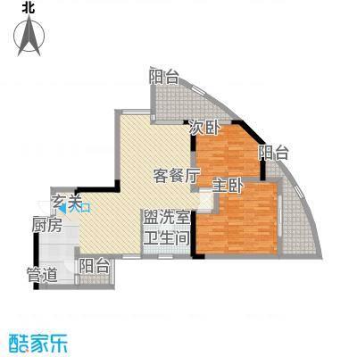 宗申动力城11、12、13、14栋标准层D1(已售完)户型
