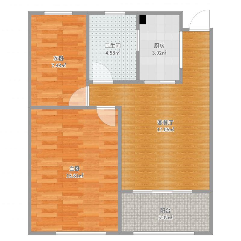 中南世纪锦城14-502_2016-09-20-1524