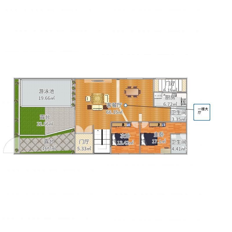 项目更新1楼