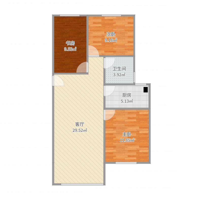 99方三室两厅-副本