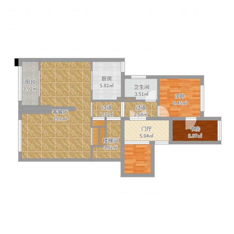 弘阳上园8-208一楼
