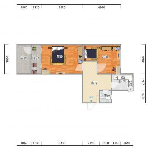 天辰公寓2-1-101