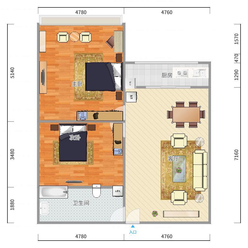 三塘高层公寓