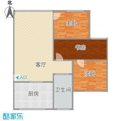 上海_康泉公寓_2015-12-03-0923