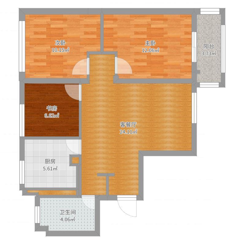悦秀苑210-1单元1101室