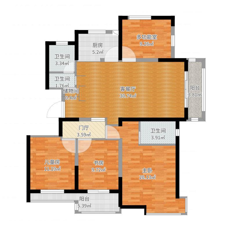 新房135