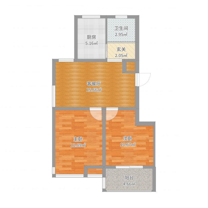 无为安置房14#15#楼建筑11C1