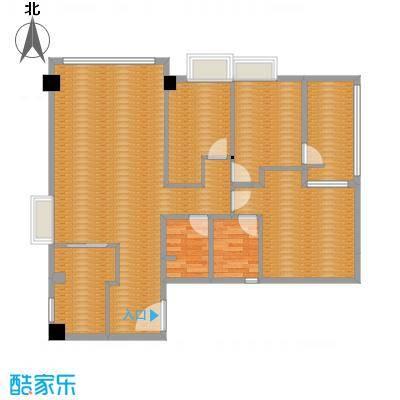 玫瑰园山水居客厅定制方案