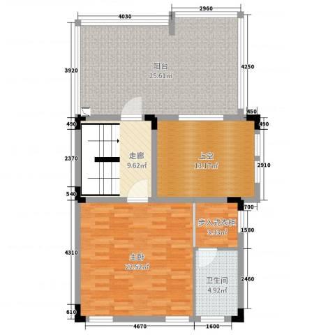 金辉城1室0厅1卫0厨165.00㎡户型图