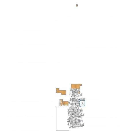 保集澜湾4室1厅9卫2厨536.00㎡户型图