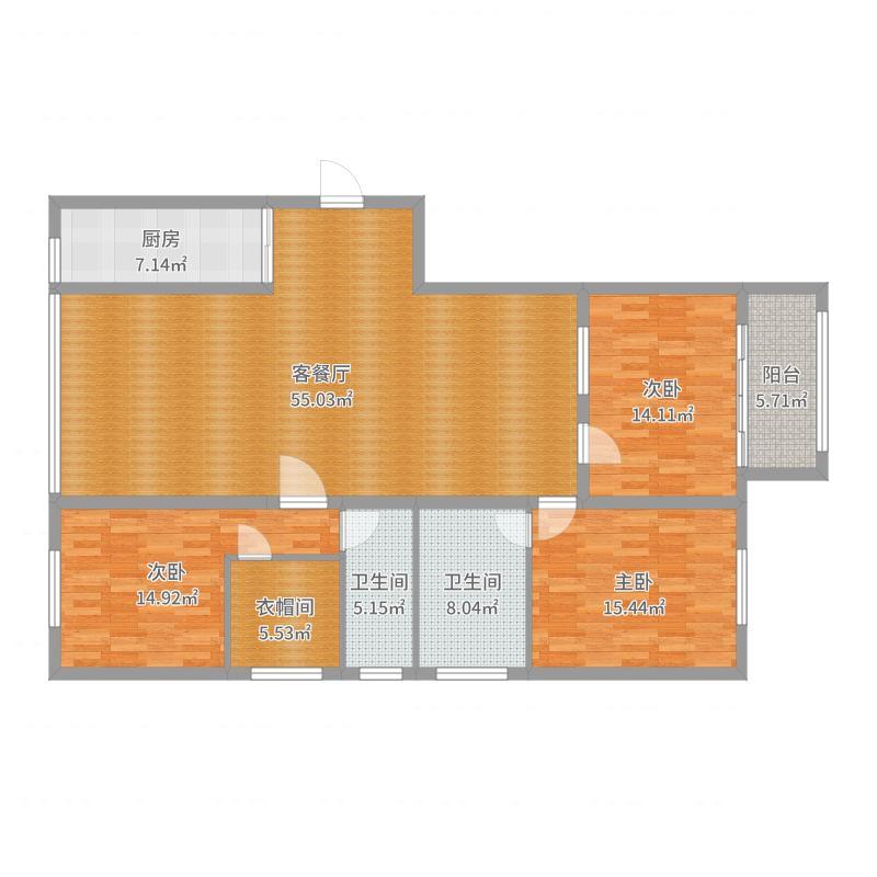 南华康城8号楼3单元1303