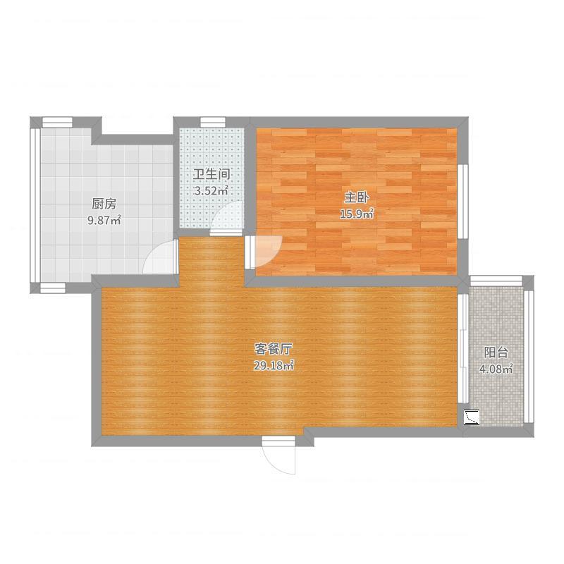 莲花二区301室