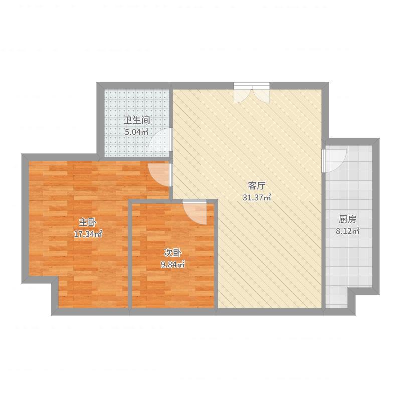 廊坊K2N1-4-89平方