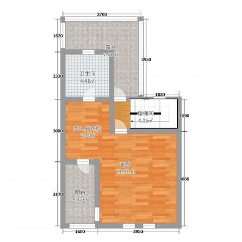 东紫园1室0厅1卫0厨195.00㎡户型图