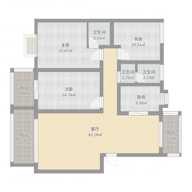 西江庭院-彭总