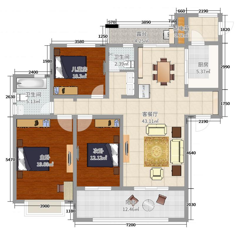 凤鸣湖公寓 A4-2-1902