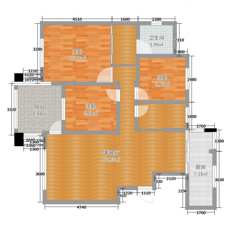馨雅花苑8栋2单元702