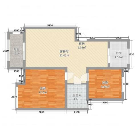 砀山县帝景水岸小区20幢2单元