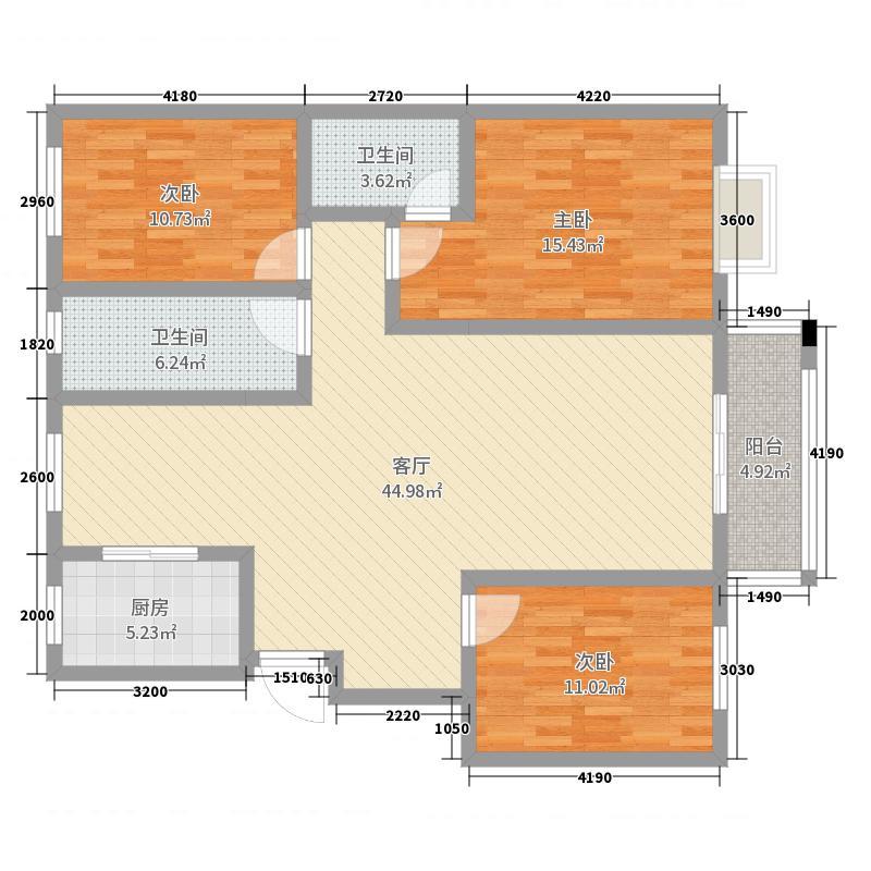 阳光城8#1楼新中式