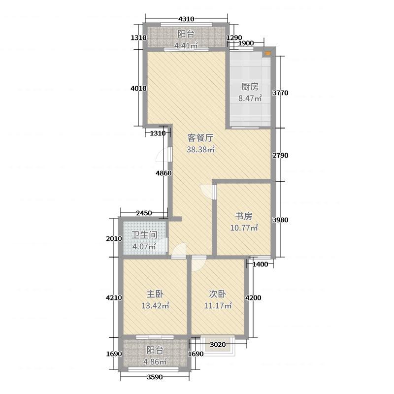 建瓴装饰设计-兴平家园VR全景