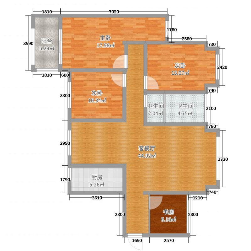 昭祥新城22栋1单元8楼