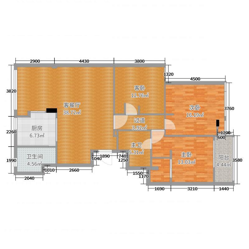 风格城事95号705室3
