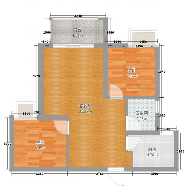 1枫桦苇岸21栋2单元602室
