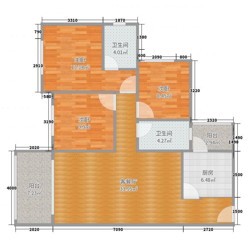 凯伦堡设计方案