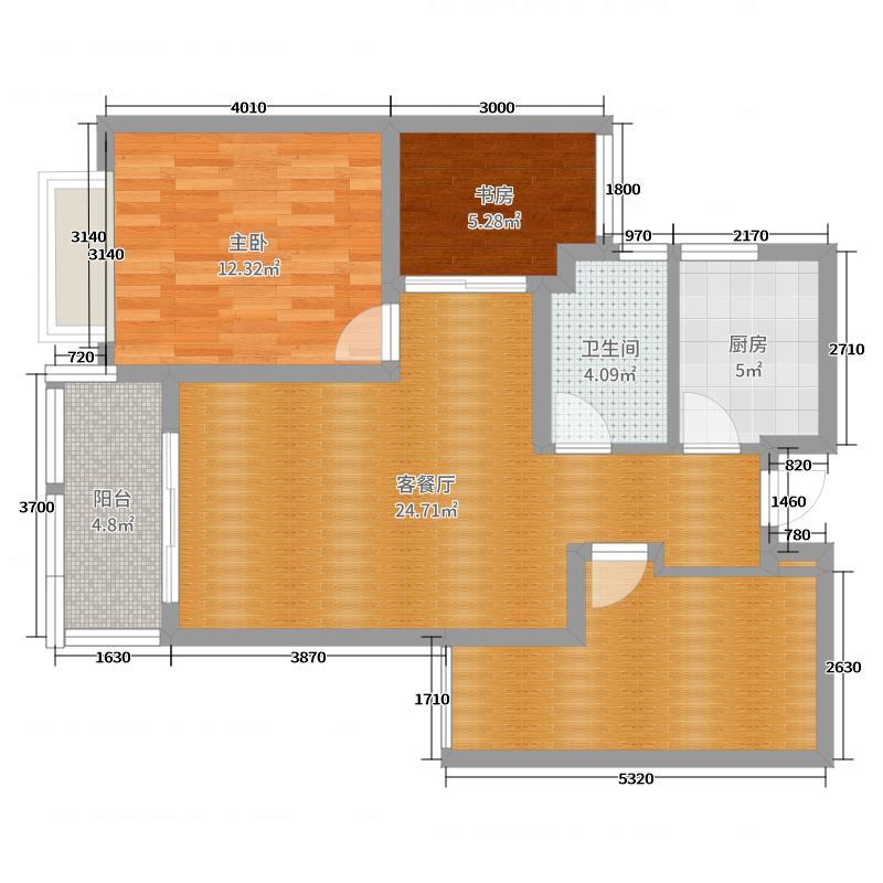 里外城7栋1102室