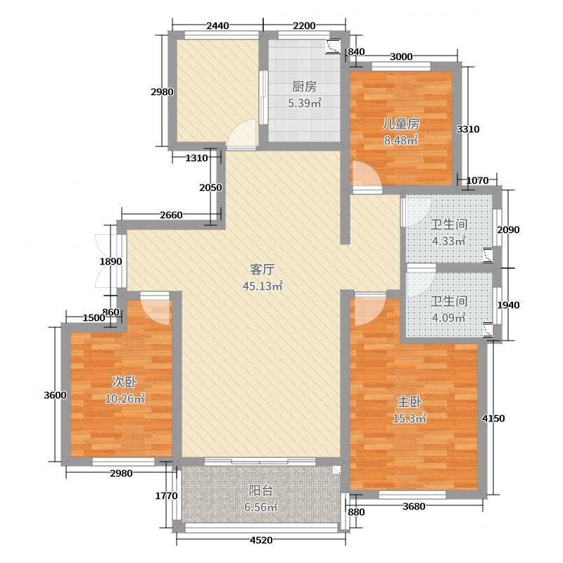 房子框图(3)