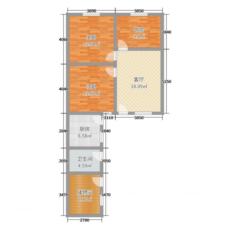 温县2层旧房改造
