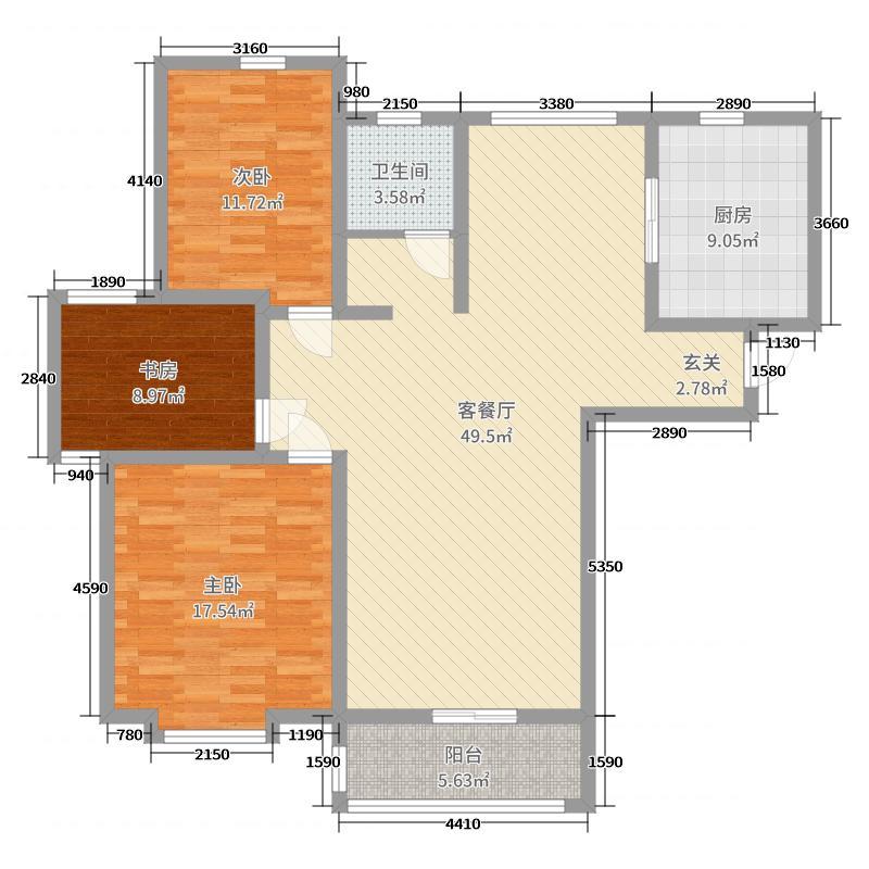 金鼎公寓二期