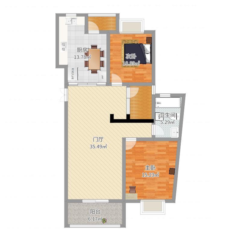 威廉客厅装修设计方案