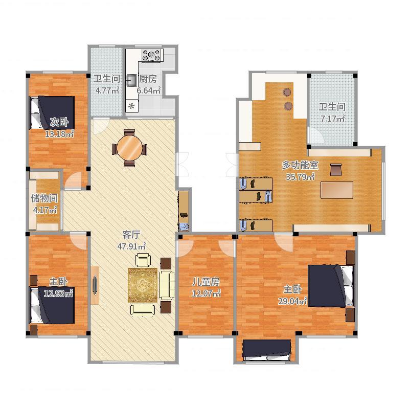 226tang家具-副本户型图