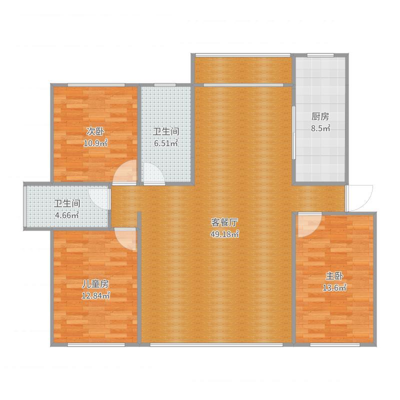锦绣花园6号楼302室