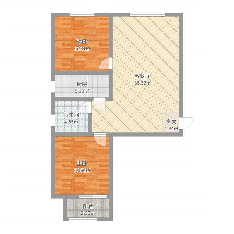 石家庄_厚德福城_2017-04-27-1628户型图