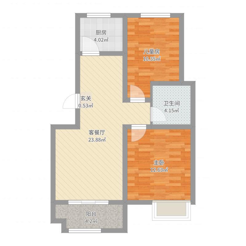 辽阳_京都城_2017-05-21-1225户型图