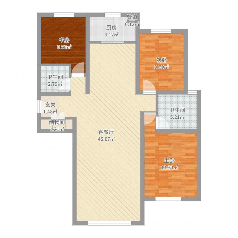 锦州_金城・御澜山_2017-05-23-1615户型图