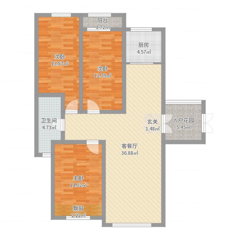 三江・尊园户型图