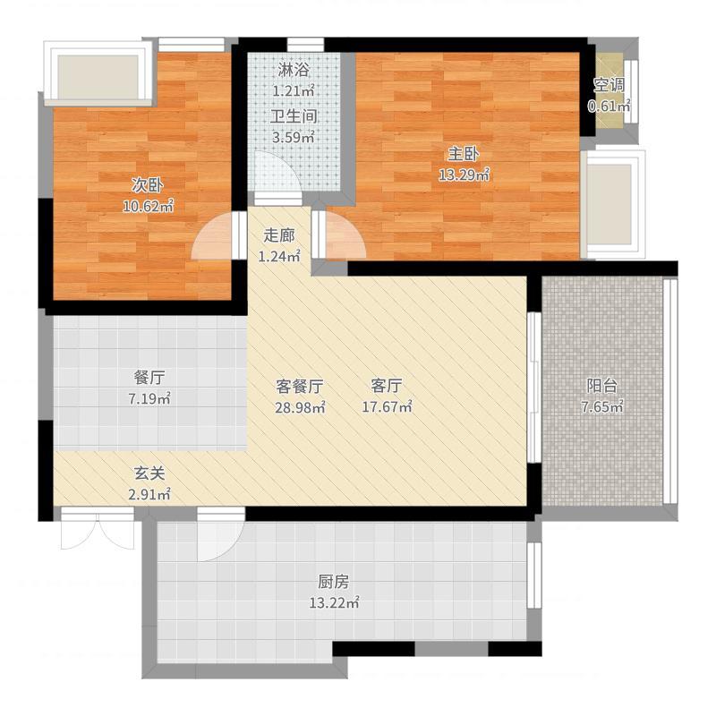 重庆_长嘉汇_2017-05-24-1144户型图