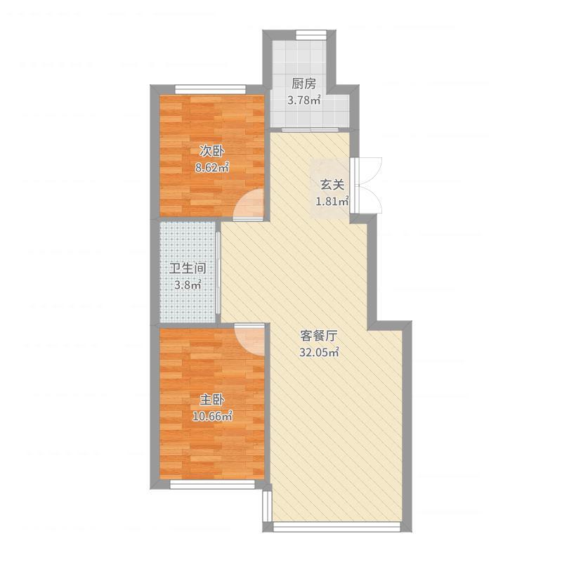 阜新_宏运铂郡_2017-05-24-1320户型图