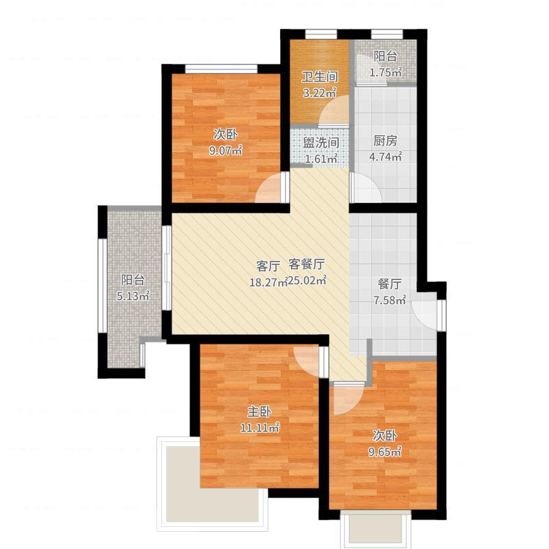 沧州_嘉禾一方_2017-05-24-1020户型图