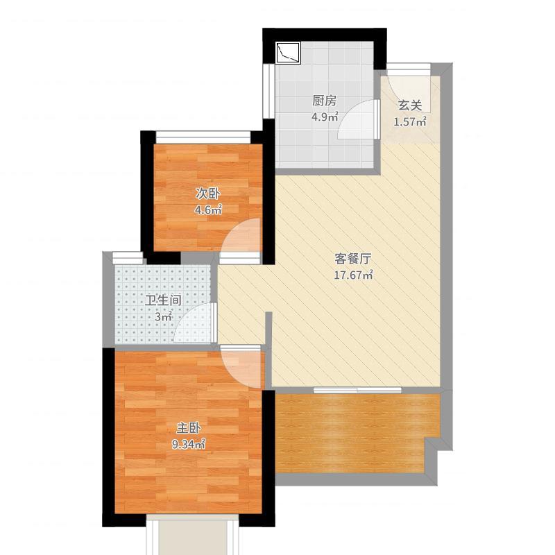 苏州_xiangyishangcheng_2017-05-22-1513-副本-副本户型图
