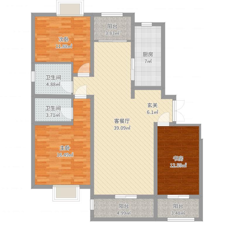 运城_jinhaiwan_2017-05-24-1753户型图